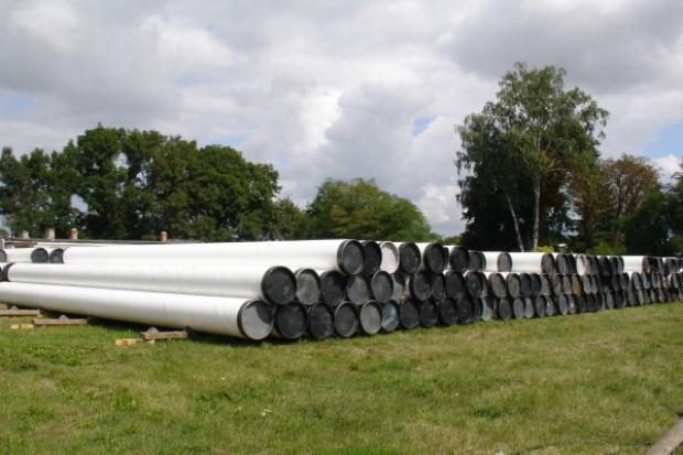 GAZ-SYSTEM S.A. zakończył odbiory rur na potrzeby budowy strategicznych gazociągów