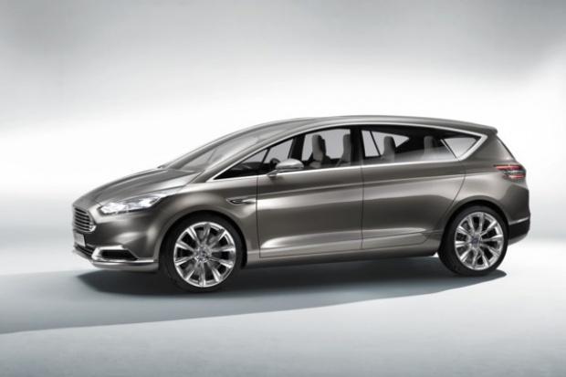 Ford opracował nową koncepcję S-MAX'a
