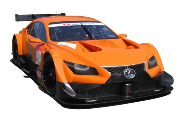 Lexus ma nową wyścigówkę