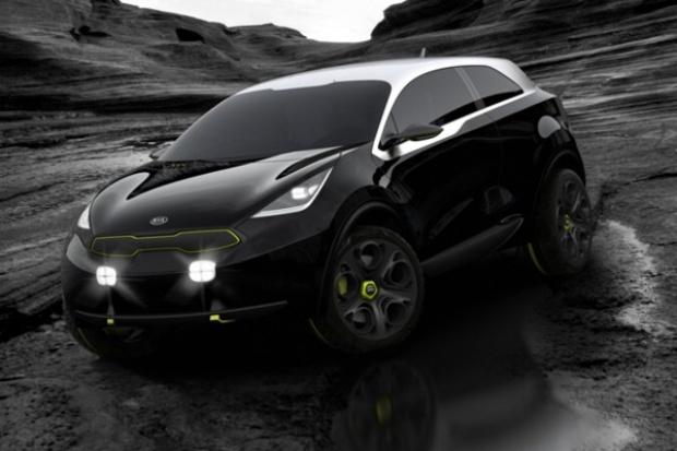 Niro Concept: futurystyczna zapowiedź Kia