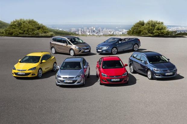 Opel modyfikuje gamę silnikową