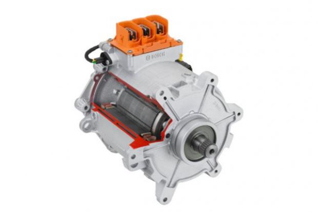 Serce auta elektrycznego wg Boscha