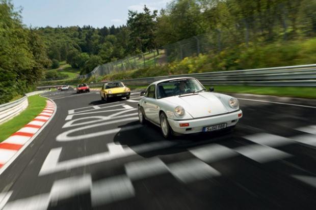Święto fanów Porsche 911