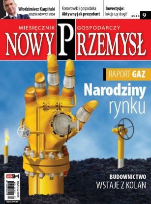 Magazyn Gospodarczy Nowy Przemysł 09/2013