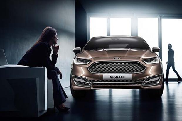 """Vignale czyli Ford chce być """"premium"""""""