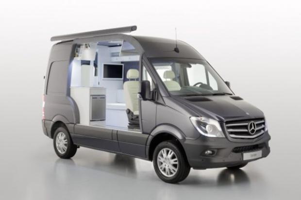 Turystyczne propozycje Mercedesa