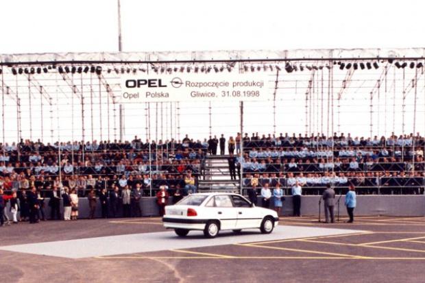Fabryka Opla w Gliwicach produkuje już od 15 lat
