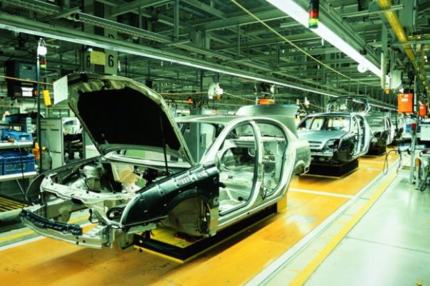 Produkcja samochodów w sierpniu spadła o 30,82 proc.
