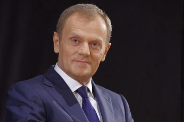 Premier Tusk: węgiel i gaz łupkowy podstawą polskiej energetyki