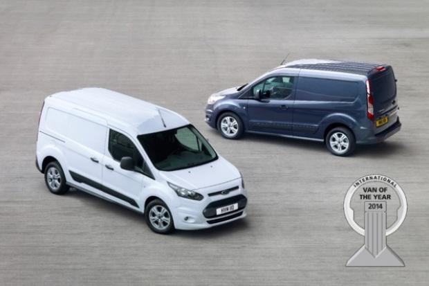 "Tytuł ""International Van of the Year"" dla Forda Transita Connect"