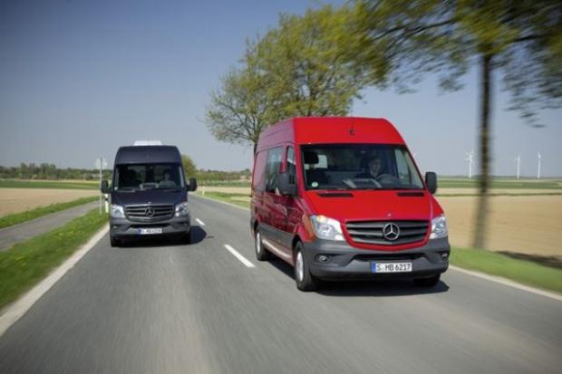 Mercedes reorganizuje strategię produkcji Sprintera
