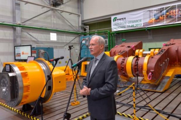 Kopex Machinery: otwarto najnowocześniejszą hamownię w Polsce