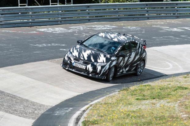 Honda pokazała nowego Civica Type R