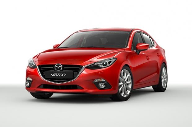 Nowa Mazda3 - sedan w cenie hatchbacka.