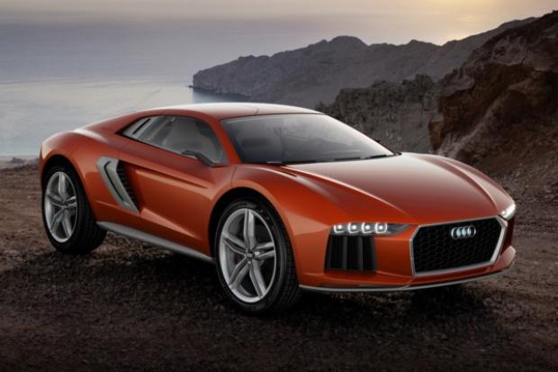 Audi jakiego nie było: nanuk quattro concept