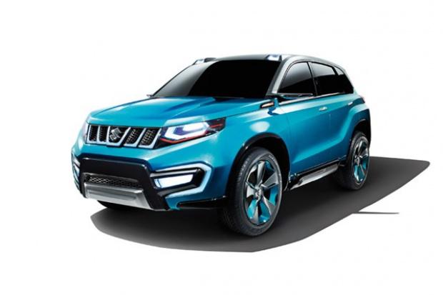 Koncepcyjny SUV Suzuki nazywa się iV-4