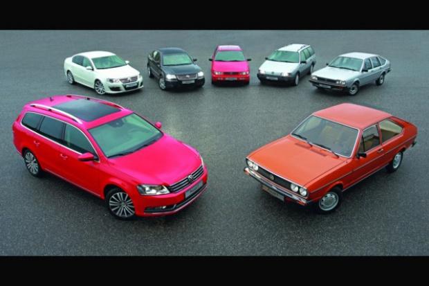 Volkswagen Passat ma 40 lat