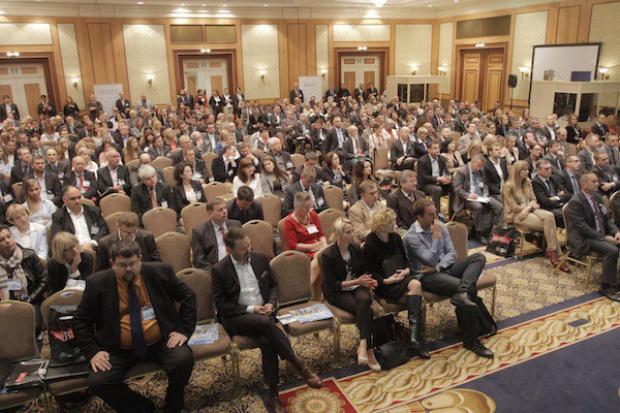 Property Forum 2013 - dwa dni obrad, dziesięć sesji tematycznych, ponad 800 uczestników