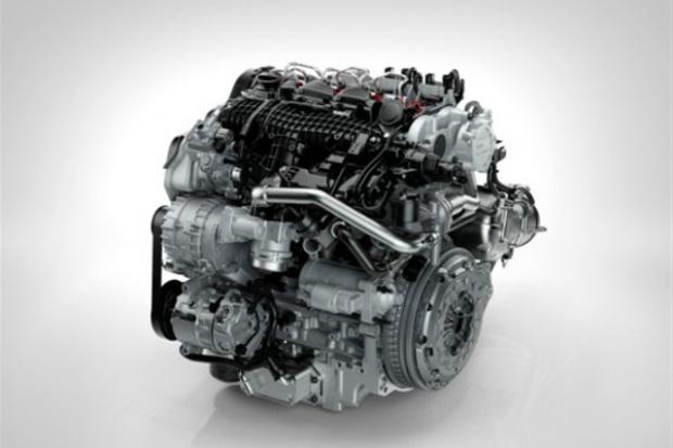 Volvo wprowadzi nowe silniki Drive-e i automatyczne skrzynie biegów