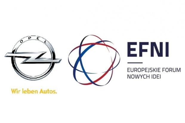 Opel partnerem Europejskiego Forum Nowych Idei