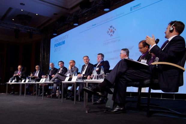 """Property Forum 2013: Rozwój rynku nieruchomości to """"niekończąca się historia"""""""