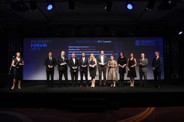 Znamy zwycięzców plebiscytu Prime Property Prize 2013