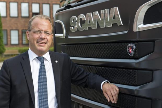 Do końca dekady Scania podwoi produkcję