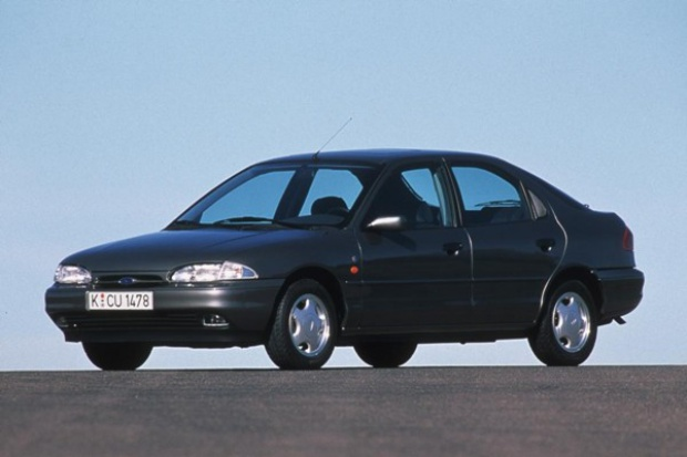 Ford Mondeo ma 20 lat