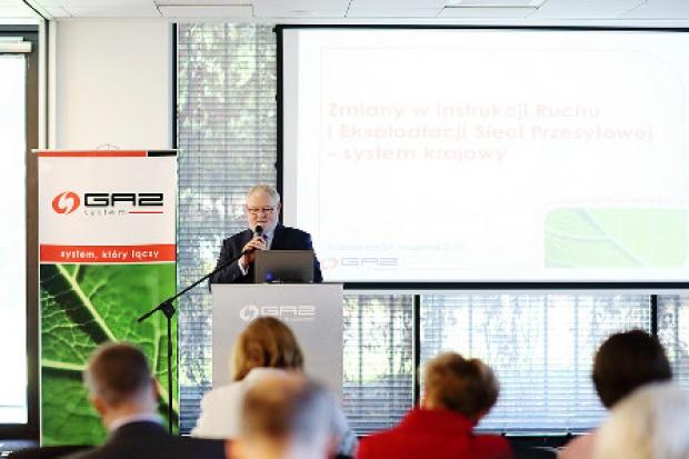 GAZ-SYSTEM S.A. podsumował konsultacje Instrukcji Ruchu i Eksploatacji Sieci Przesyłowej
