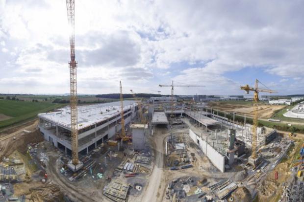 Wysokie tempo nowej inwestycji Audi w Neckarsulm