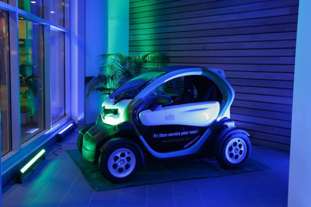Umowa Renault - Keymoov ws. współużytkowania e-aut