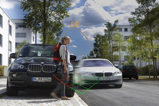 """BMW we """"Wspólnocie dla Bezpieczeństwa Pojazdów"""""""