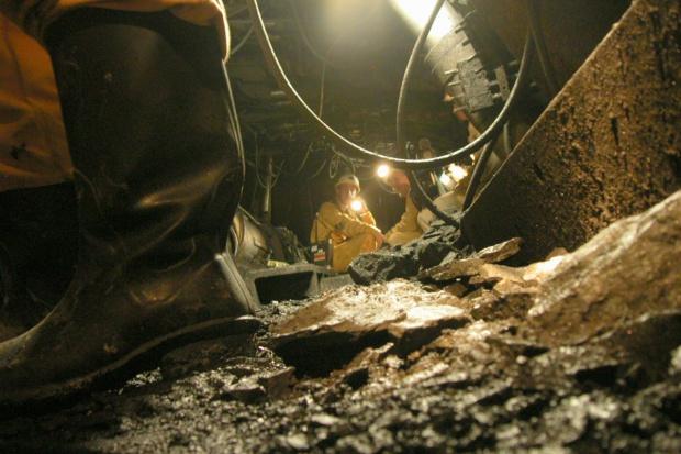 Górnictwo nie przoduje w liczbie wypadków