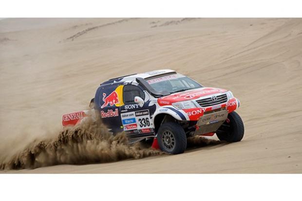 Toyota Motor Poland wspiera Adama Małysza przed Dakarem