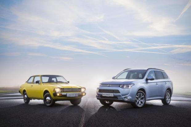 Cztery dekady Mitsubishi w Europie
