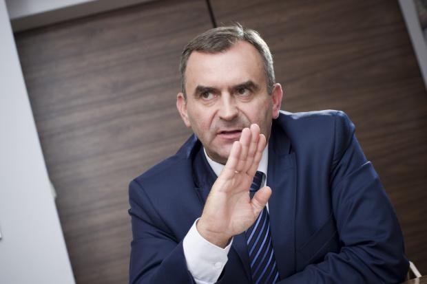 Karpiński: NIK powinna skontrolować prywatyzację Stoczni Gdańsk
