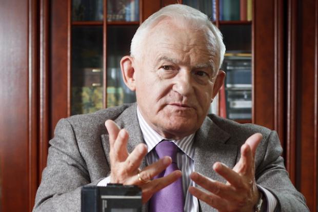 Leszek Miller, szef SLD: węgiel tak, atom być może