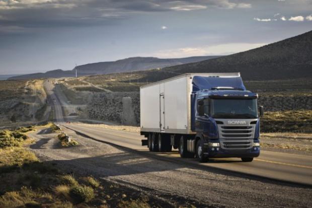 Scania wykorzystuje grawitację aby oszczędzać paliwo