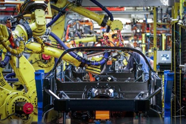 GM wydało 131 mln USD na unowocześnienie linii Corvette