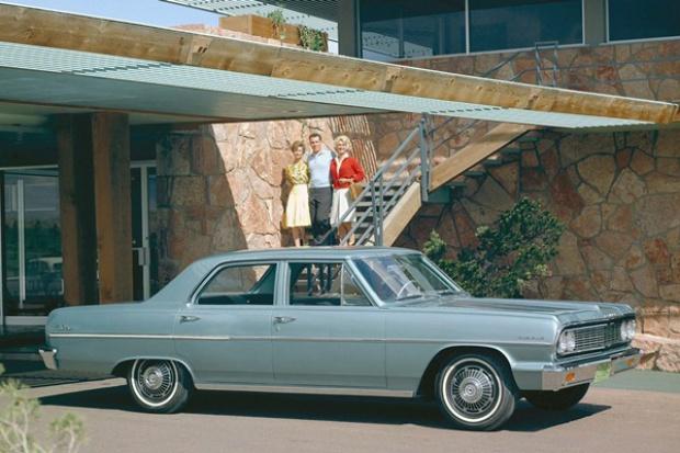 Chevrolet: pół wieku z Malibu