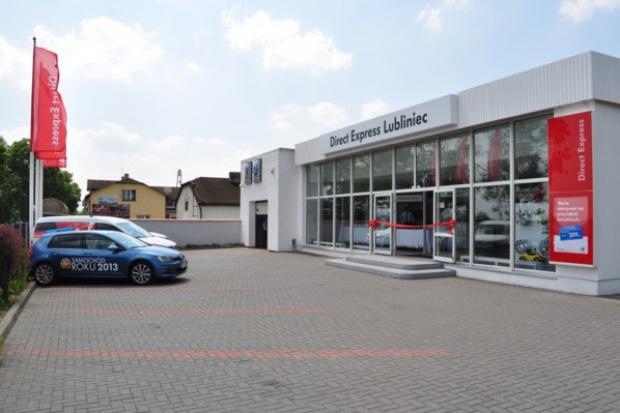 Volkswagen wprowadza usługę Direct Express dla starszych modeli