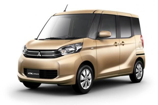 Nowe kombi Mitsubishi dla Japonii ma ponad 170 cm wysokości