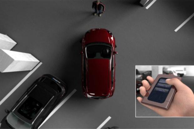 Ford przygotowuje nowy automatyczny system parkowania