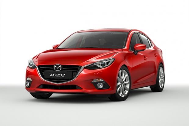 """Mazda zbuduje crossovera na bazie """"trójki"""""""