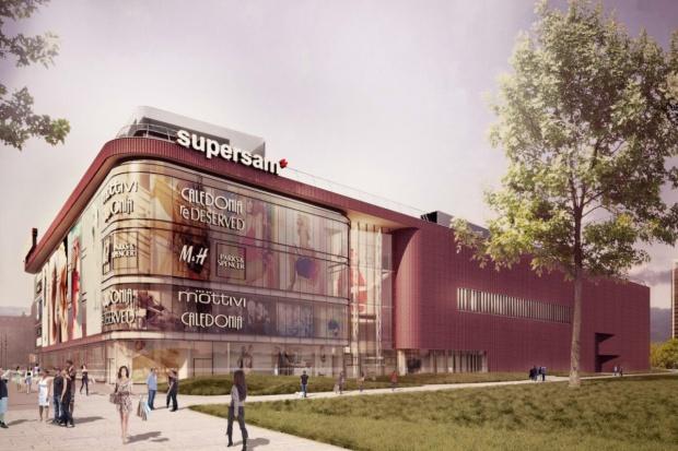 W centrum Katowic na nowo wyrośnie galeria handlowa