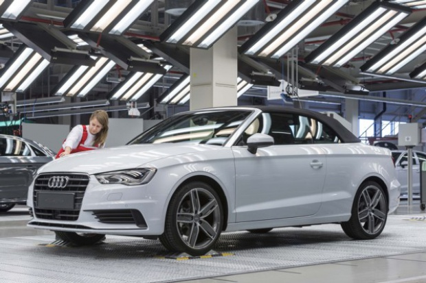 Nowe Audi z Węgier