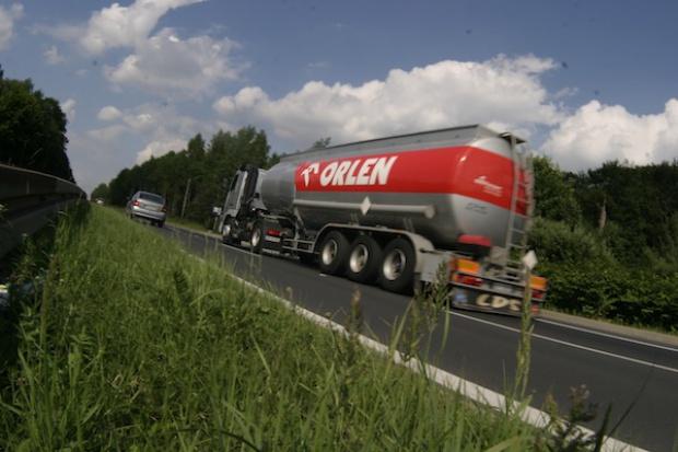 Orlen Transport chce sam montować cysterny