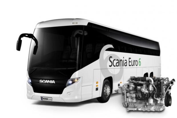 Scania: nowy silnik do autobusów