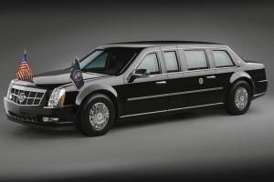 Tym jeździ prezydent USA