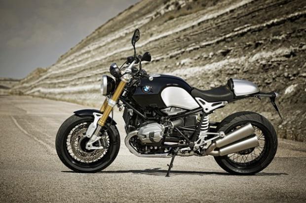 BMW R nineT na 90 urodziny BMW Motorrad.